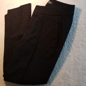 Ann Taylor Loft Petites black slacks